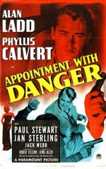 Appointment With Danger [1951] [DVD]