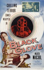 The Black Glove [1954] [DVD]