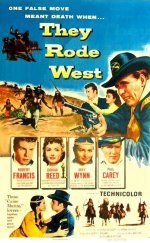 They Rode West [1954] [DVD]