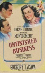 Unfinished Business [1941] [DVD]