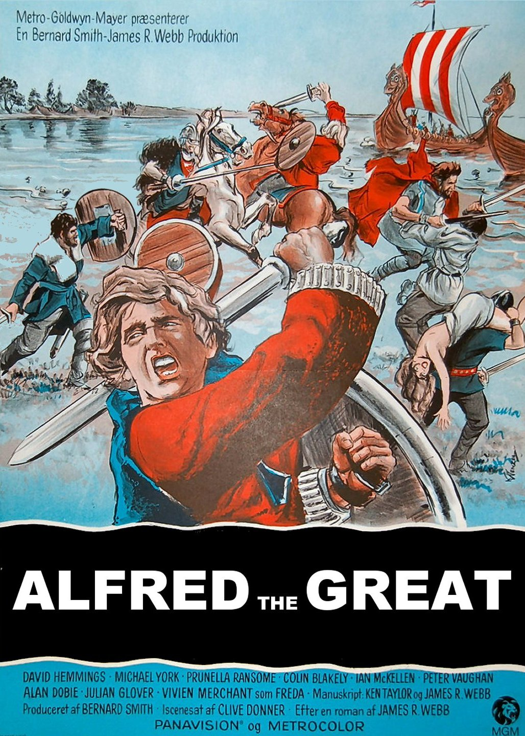 Alfred The Great DVD