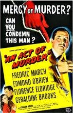 An Act of Murder [1948] [DVD]