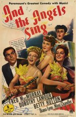 And the Angels Sing [1944] [DVD]