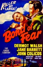 Bond of Fear [1956] [DVD]