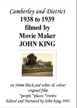Camberley and District by John King [1938] [DVD]