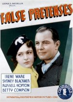 False Pretenses [1935] [DVD]