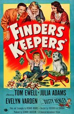 Finders Keepers [1951] [DVD]