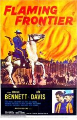 Flaming Frontier [1958] [DVD]