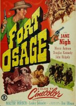 Fort Osage [1952] [DVD]