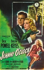 Johnny O'clock [1947] [DVD]