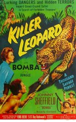 Killer Leopard [1954] [DVD]
