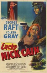 Lucky Nick Cain [1951] [DVD]