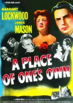 A Place of One's Own [1945] dvd