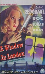 A Window In London [1939] dvd
