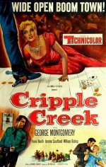 Cripple Creek [1952] dvd