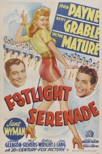 Footlight Serenade [1955] dvd