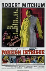 Foreign Intrigue [1956] dvd