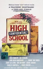 High School Confidential [1958] dvd