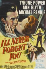 I'll Never Forget You [1951] dvd
