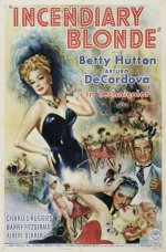 Incendiary Blonde [1945] dvd