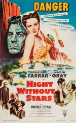 Night Without Stars [1951] [DVD]