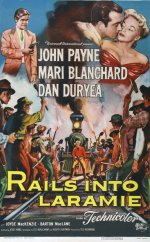 Rails Into Laramie [1954] [DVD]