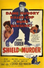 Shield For Murder [1954] [DVD]