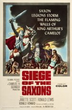 Siege of the Saxons [1963] [DVD]