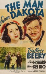 The Man From Dakota [1940] [DVD]