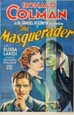 The Masquerader [1933] [DVD]