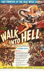 Walk Into Hell [1956] [DVD]