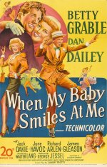 When My Baby Smiles at Me [1948] [DVD]
