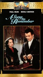 A Song To Remember DVD