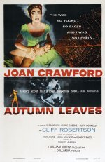 Autumn Leaves DVD 1956