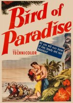 Bird of Paradise [1951] dvd