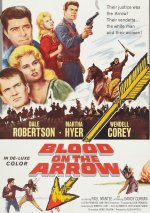 Blood on the Arrow DVD 1964
