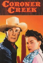 Coroner Creek [1959] dvd