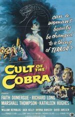 Cult of the Cobra [1955] dvd