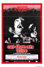 Cut-Throats 9 [1972] dvd