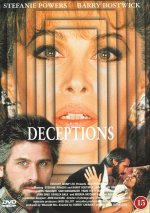 Deceptions DVD sleeve