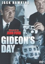 Gideon's Day [1958] dvd
