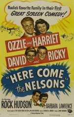 Here Come The Nelsons [1952] dvd