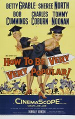 How to Be Very, Very Popular [1955] dvd