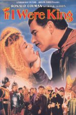 If I Were King [1938] dvd