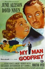My Man Godfrey [1957] [DVD]