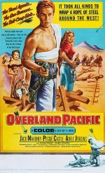 Overland Pacific [1954] [DVD]