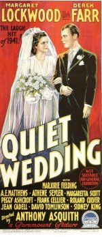 Quiet Wedding [1941] dvd