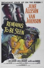 Remains to be Seen [1953] [DVD]
