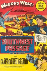 Southwest Passage [1954] [DVD]