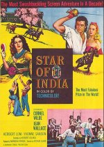 Star Of India [1954] [DVD]
